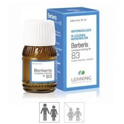 Lehning Berberis Complexe nr 83 krople 30 ml