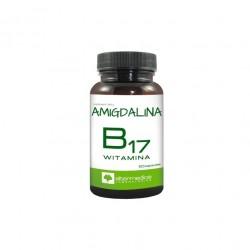 Amigdalina B17 witamina 60 kapsułek