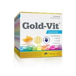 Gold-Vit Junior o smaku pomarańczowym 15 saszetek