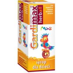 Gardimax Herball Mini syrop dla dzieci 110 ml
