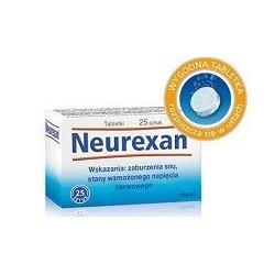 Neurexan Heel 25 tabletek