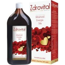 Zdrovital płyn 900 ml