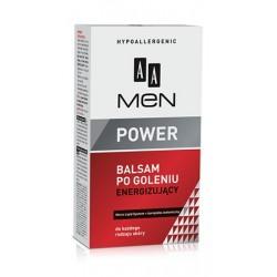 AA Men Power balsam po goleniu energizujący 100 ml