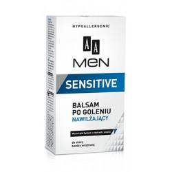 AA Men Sensitive balsam po goleniu nawilżający 100 ml