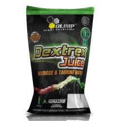 Dextrex Juice proszek 1000g smak pomarańczowy