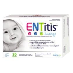 ENTitis Baby saszetki smak neutralny  30 sasz.