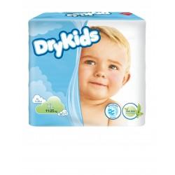 Dry Kids XL (11-25 cm) pieluchy dla dzieci 5369 30 szt.