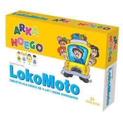 LokoMoto 24 tabletki