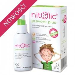 Pipi Nitolic Prevent Plus ochrona przed wszawicą 75 ml