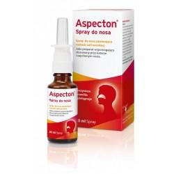 Aspecton spray do nosa 30 ml