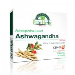 Ashwagandha Premium 30 kapsułek