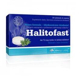 Halitofast 30 tabletek do ssania