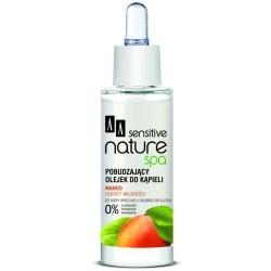 AA Sensitive Nature Spa Mango pobudzający olejek do kąpieli 30 ml
