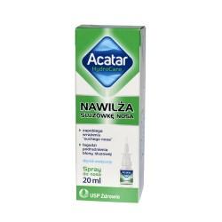 Acatar Hydrocare (Acatar Fast) spray do nosa 20 ml