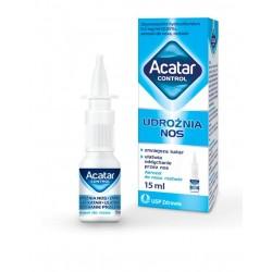 Acatar Control 0,5 mg/ml aerozol do nosa 15 ml