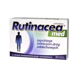 Rutinacea Med tabletki do ssania 30 tabl.