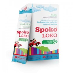Spoko Loko lizaki 6 szt.