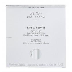 Esthederm LIFT&REPAIR EYE CONTOUR LIFT PATCHES płatki pod oczy 10x2 płatki 1 op.