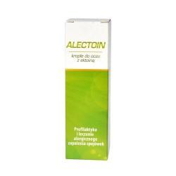 Alectoin krople do oczu z ektoiną 10 ml