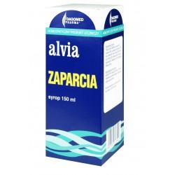 Alvia zaparcia syrop 150 ml