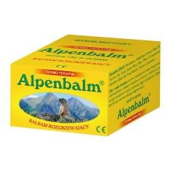 Alpenbalm balsam rozgrzewający z sadła świstaka 60 g