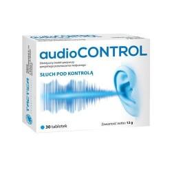 Audiocontrol tabletki 30 szt.