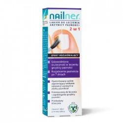 Nailner Lakier przeciw grzybicy paznokci 2 w 1 5 ml