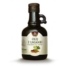 Olej z lnianki 250 ml