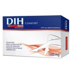 DIH Max Comfort 1000mg tabletki 60 tabl.