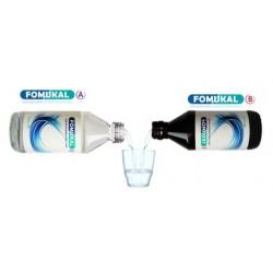 Fomukal płyn do płukania jamy ustnej 1 butelka A 225ml + 1 butelka B 225ml