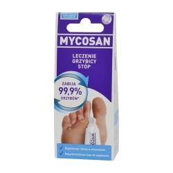 Mycosan leczenie grzybicy stóp żel 15 ml