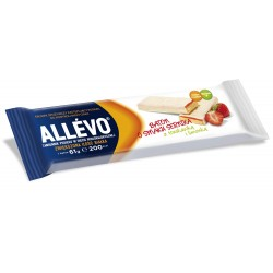 Allevo  baton o smaku sernika z truskawką i limonką 1 szt.