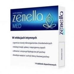 Zenella Med tabletki dopochwowe 14tabl.