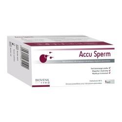 Accu Sperm Test płodności dla mężczyzn 1szt.