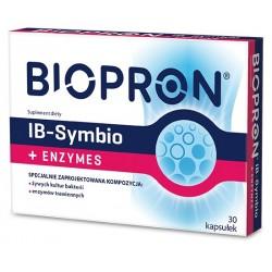 Biopron IB-Symbio + Enzymes kapsułki 30kaps.
