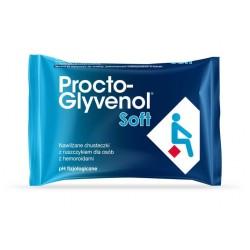 Procto-Glyvenol Soft chusteczki nawilżane 30 szt.