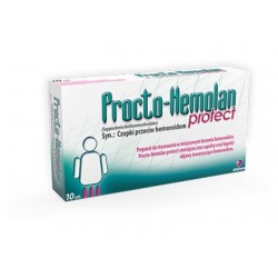 Procto-Hemolan Protect czopki 10 szt.