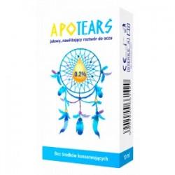 ApoTears 0,2% krople do oczu 10ml