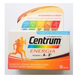 Centrum Energia tabletki 30 tabl.