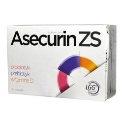 Asecurin ZS kapsułki 30 kaps.