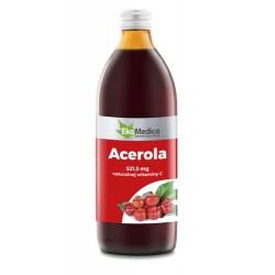 Acerola 5000mg naturalnej witaminy C 500ml