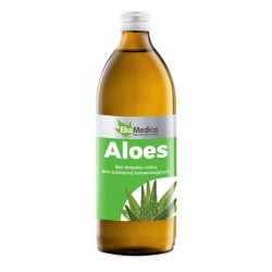 Aloes sok bez konserwantów 1000ml