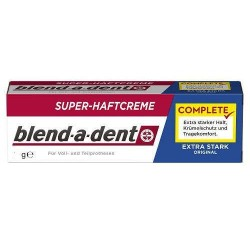 Blend-a-dent Extra Stark Original klej do protez 70g