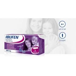 Ibufen 200 mg czopki 5 czopków