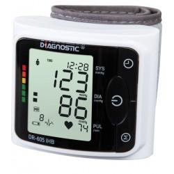 Ciśnieniomierz automatyczny nadgarstkowy Diagnostic DR-605 IHB 1szt.