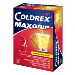 Coldrex MaxGrip saszetki 10 sasz.