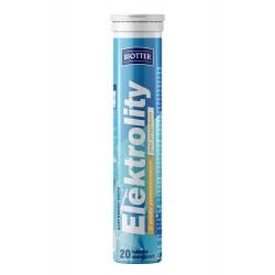 Elektrolity tabletki musujące 20 tabl.
