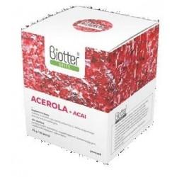 Acerola + Acai Biotter Green proszek 75g