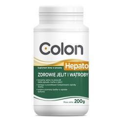 Colon formuła Hepato proszek 200g