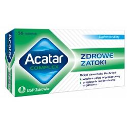 Acatar Complex 56 tabletek